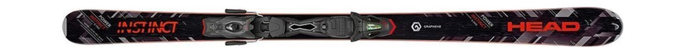 Power Instinct SW Ti Pro Black/Neon Red + PR 11